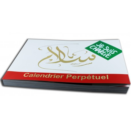perpetual calendar Art Book with contemporary artists European Cultural Capital Project