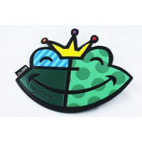 Coloured purse by Romero BRITTO