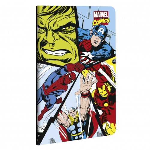 Notebook Marvel Comics