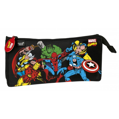 Pencil School case Marvel Comics